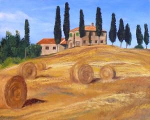Gitty, Landscape