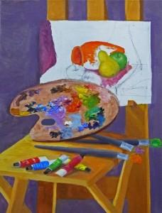 Meital Milick, 2012, A Still Life