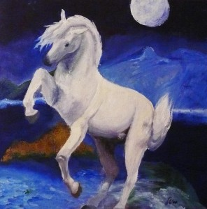 Maital Kurtz, White Hors