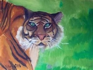 Shmuel, Tiger