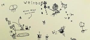 """Weirdos"" - Detail"